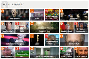 Suchmaschine Qwant Trends